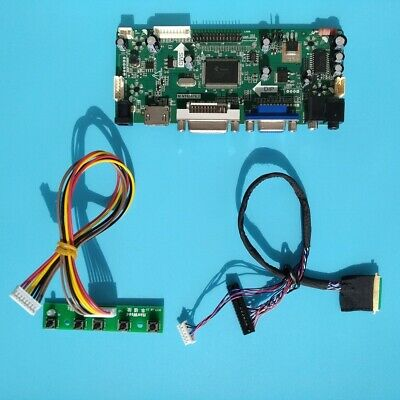 LCD inverter Universal Controller board HDMI VGA DVI kit for LED Panel Monitor