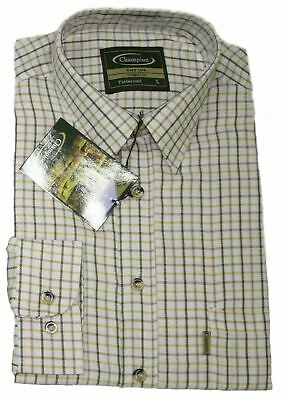 Champion Mens Tattersall Country Check Shirts Farming Fishing Shooting Men's