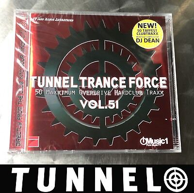 2Cd Tunnel Trance Force Vol. 51