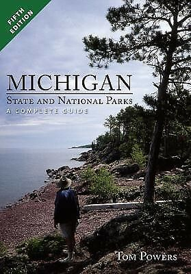 Michigan State and National Parks by Powers, Tom 9781933272436 -Paperback