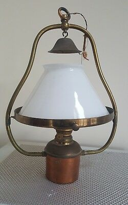 Antique Sherwoods Ltd Birmingham Hanging Light.