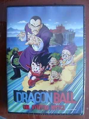 Dragon Ball Z UNA AVENTURA MISTICA new DVD region 4 EN ESPAÑOL LATINO MEXICANO