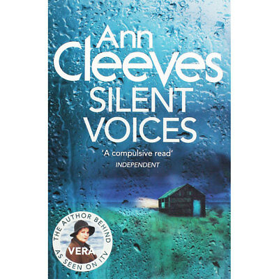 Silent Voices by Ann Cleeves (Paperback), New Arrivals, Brand New