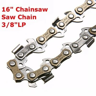 Replacement 16'' Chainsaw Saw Chain Blade 3/8'' LP Chain 050 Gauge 57DL