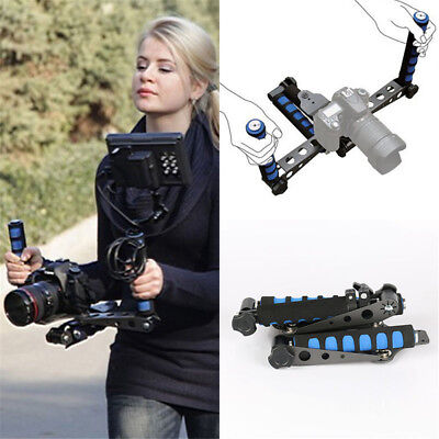 Shoulder Mount Handy Rig Steady Support Stabilizer Kit For DSLR DV Video Camera