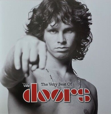 The Very Best Of The Doors - 40Th Anniversary Edition - Oz Press Cd - 2007