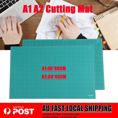 5-ply PVC Self Healing Cutting Mat Craft Quilting Grid Lines Printed Board A1 A2
