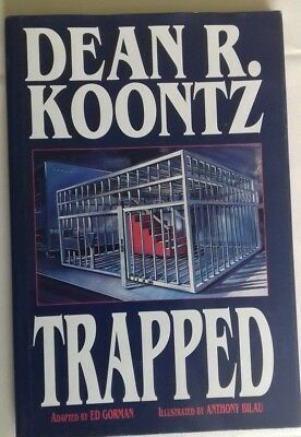 Trapped by Dean R. Koontz     Hardback 1st edition