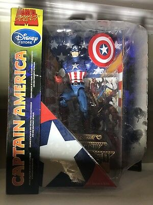 Marvel Select Captain America Disney Store Exclusive