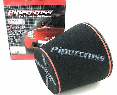 PIPERCROSS AIR FILTER PERFORMANCE INDUCTION CONE KIT UNIVERSAL 70mm FITMENT