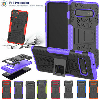 Armor Shockproof Heavy Duty Rubber Case Cover For iPhone XS Max XR 8 7 6s 6 Plus