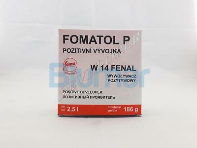 FOMATOL P developer for B&W photographic paper - Powder, Makes 1 Liter