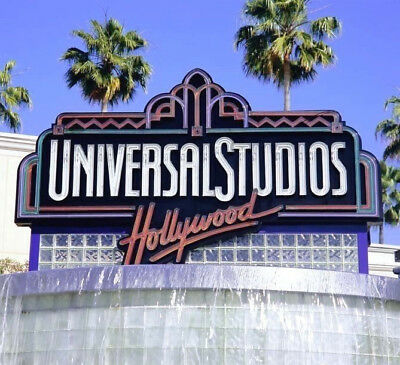 Universal Studios Hollywood Ca. 9 Month Season Pass $119  A Promo Discount Tool