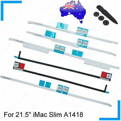 "New 21.5"" Apple iMac A1418 LCD Screen Adhesive Stickers Tape and Opening Tool"