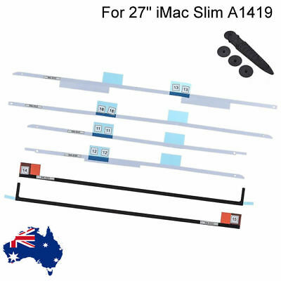 "New 27"" Apple iMac A1419 LCD Screen Adhesive Stickers Tape and Opening Tool"