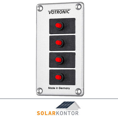 Votronic Sicherungs-Panel 4 S - 1285