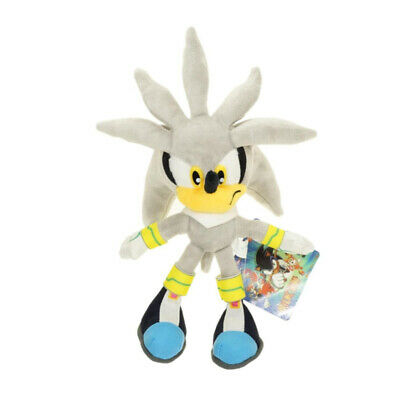 """9"""" Sonic the Hedgehog Soft Plush Cartoon Stuffed Doll Toy Collection Cute Gift"""