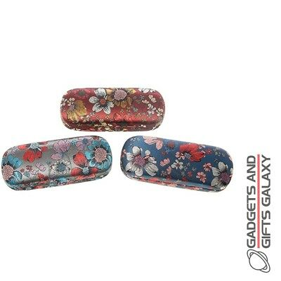 Floral Meadow Hard Specs Case Gift Novelty Spectacles Glasses Stocking Filler