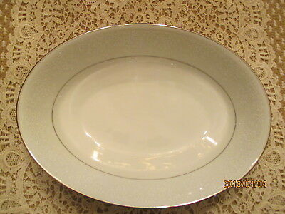 Noritake Contemporary Tahoe 2585  Vegetable Serving Bowl Excellent!