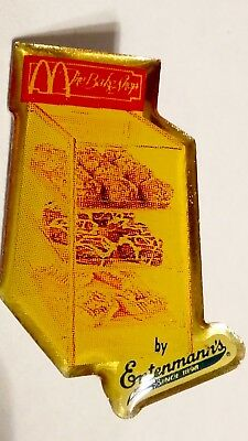 Entenmann's McDonald's Lapel Restaurant Advertising Pin