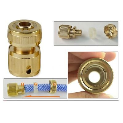 Tap Quick Connector Car Washing Water Stop Water Hose Pipe Water Gun Connector