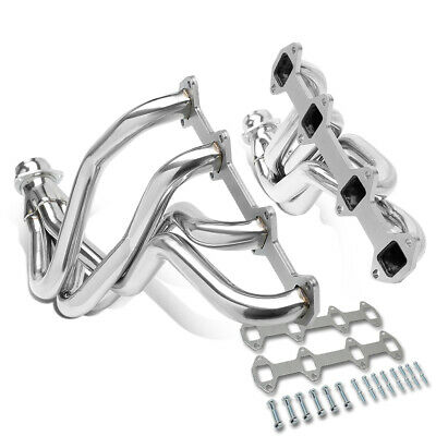 428 Stainless Steel Shorty Headers