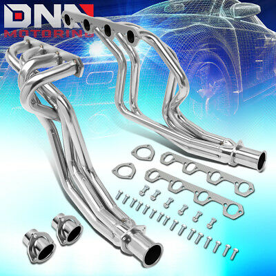 For 1980-1995 Ford F150/f250/f350/bronco V8 Long Tube Exhaust Header Manifold