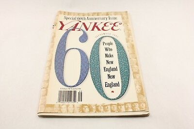 Yankee Magazine September 1995 Special 60th Anniversary Issue/New England