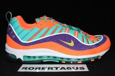 new style 5b4b7 bd770 ... order nike air max 98 qs cone tour yellow hyper grape orange 924462 800  9cc0e ae0ec