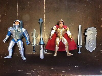 1992 King Arthur And The Knights Of Justice ACTION FIGURE M.I. LOT