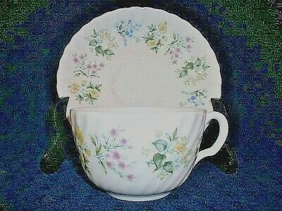 Spring Valley Mintons Fine Bone China Cup & Saucer FREE SHIP