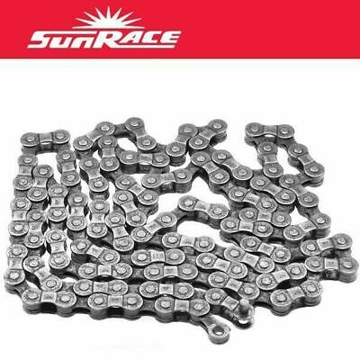 SUNRACE S8 Chain Compatible With Shimano Sram 6/7/8 Speed 110 Link