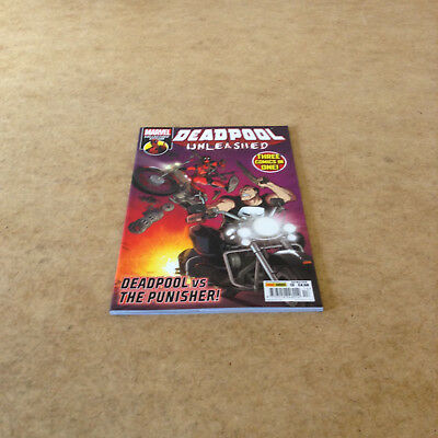 Marvel Collector's Edition Deadpool Unleashed Issue 13 02/05/2018 New & Unread