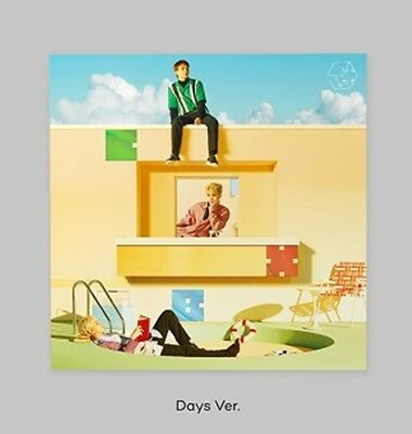 EXO-CBX 2nd Mini Album [Blooming Days] Days Ver. CD+Photobook+Photocard+Sticker