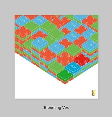 EXO-CBX 2nd Mini Album Blooming Days Blooming Ver. CD+Booklet+Photocard+Sticker