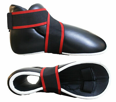 Semi Contact Kick Boxing Cut Boots Taekwondo Martial Arts Sparring Shoes