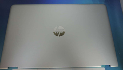 856799-001 Hp Lcd Back Cover Natural Silver M6-AQ003DX