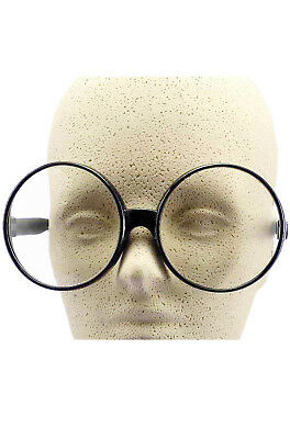 Jumbo Round Glasses Costume Accessory