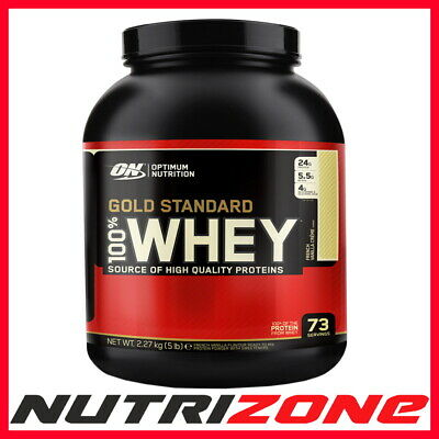 OPTIMUM NUTRITION GOLD STANDARD 100% WHEY PROTEIN Concentrate Powder BEST PRICE