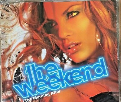 The Weekend - The Morning After - CD Single