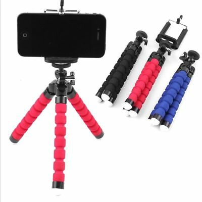 Mini Tripod Flexible Octopus Holder Stand Mount for Phones iPhone Samsung LG