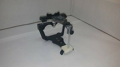 Denar Combi Semi Adjustable Dental Articulator With Removable Fossa Incerts