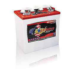 Replacement Battery For E-Z-Go 8V Freedom Txt Golf Cart Electric Golf Cart  8V