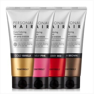 [TONYMOLY] Personal Hair Color Treatment / Korean Cosmetics