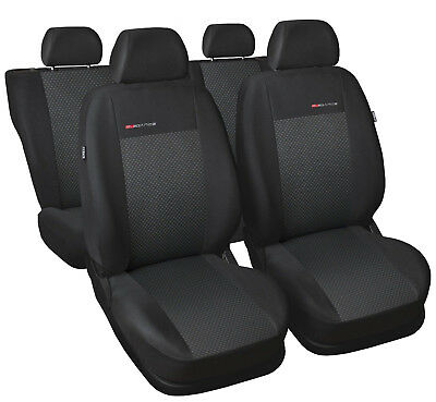 Vauxhall Mokka from 2012-2018 Tailored Measure Seat Covers Velour