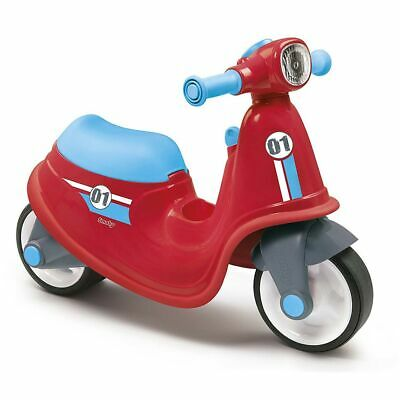 Scooter Cavalcabile Rosso Smoby - 721003