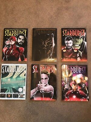 Starburst Film Magazine- Collectors Edition- Range of Issues Available- UK