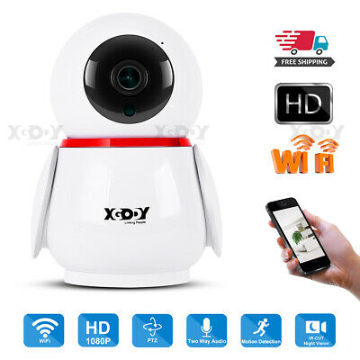 XGODY 228ZD Caméra de Surveillance Wireless IP Camera IR HD 1080P Wifi/ Ethernet