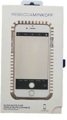 025abe0e8 Rebecca Minkoff Glow Selfie Case Cover For Apple iPhone 8 iPhone 7 Rose Gold  HR2