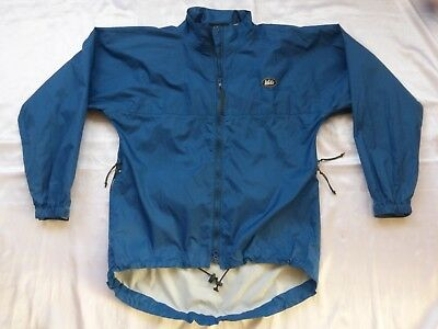 Unisex Men's Women's REI Waterproof Packable Rain Wind Jacket - Sz S